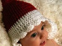 Crochet Holiday: hats, decorations