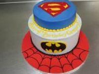 Party - Super Hero / Action Figures