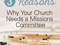 Sending Church Resources / Resources for churches to help them send healthy and prepared missionaries.