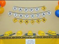 Stuff for Camden/baby