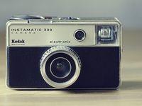 Life is a Kodak moment.