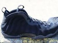 100% authentic Nike Foamposites Black Suede for sale big discount.Buy cheap Foamposites Black Suede online with free shipping. http://www.firesneakers.com