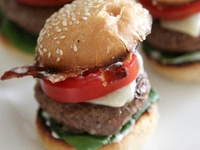 Recipes - Burgers and sandwichs