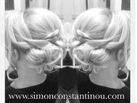 Wedding Hair / A selection of our favorite wedding hair styles