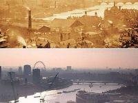 LONDON through history