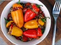 ... on Pinterest | Bacon, Cheese stuffed peppers and Hatch green chiles