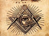 Images and illustrations related to the Masonic brotherhood