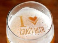 Craft beer, brewing, and shot of the harder stuff.