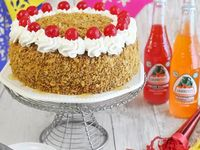 Cake Recipes on Pinterest | Cream Cake, Layer Cakes and Cakes