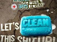 3FM Serious Request  2013 vraagt dit jaar aandacht voor kinderen die jaarlijks onnodig sterven aan (de gevolgen van) diarree. Dit is het gevolg van gebrek aan schoon drinkwater, zeep en toiletten.  18 t/m 24 december, steun ze!