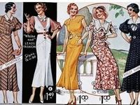 1930's garments