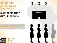 A collection of infographics, statistics and maps that outline the hardships faced by women around the world and how you can help. Learn more at halftheskymovement.org.