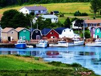 Everything about Prince Edward Island, Canada's smallest province and home of Lucy Maud Montgomery, and  where my family are firmly rooted.