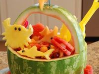 Cute Fruit desserts& snacks
