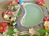 Beach,Pool & Summertime themed sweets&decor☀