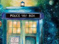 Doctor Who Fan Art + Videos + Tattoos
