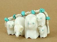 1000 images about native american fetishes on pinterest for Garcia s jewelry bench