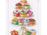 CUP CAKE Tower Power!!!
