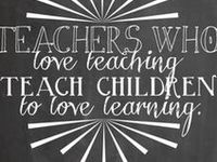 Inspirational quotes for teachers and students