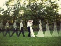 When planning a wedding.