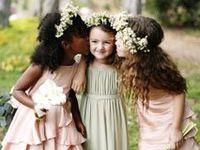 Wedding FLOWER GIRLS - RING BEARERS