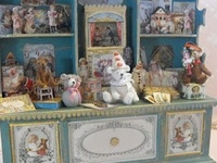 Antique Toys and Dolls