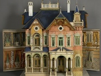 Dollhouses and everything for them
