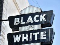 BLACK & WHITE EVERYTHING
