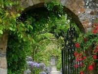 Garden-Gate Tuindoorgang