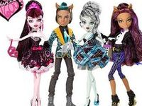 everything monster high...