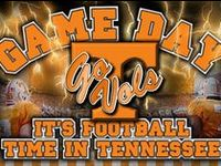 """THIS GIRL IS READY FOR SOME FOOTBALL!  """"GO VOLS"""""""
