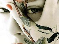 collection of unique tattoo art , tattoos , ink , body art , tattoo art
