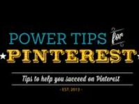 Helpful tips and tricks for Pinterest