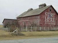 Barns & Farms & Animals