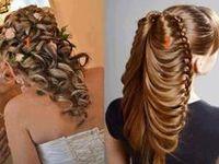 Veja como fazer penteados básicos ou sofisticados, qual é o corte de cabelo ideal para você, dicas para cabelos curtos, cabelos crespos, cabelos cacheados, .