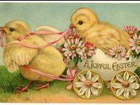 Holiday - Easter - Vintage