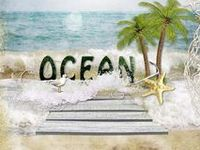BEACHES ~ OCEANS ~ SEAS