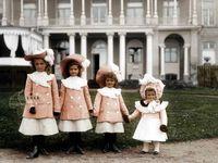 The Romanovs in Colour