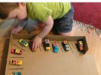 Spiele und Spielzeug für drinnen und draussen