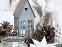 basteln, backen, dekorieren für Winter und Weihnachten