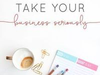 Blogging and Business / Boss Babe, Lady Boss, Fempreneur, Entrepeneur. Who runs the business? Let's go ladies.  Advice on how to run your own business from home, blogging, selling online productivity, finance, and social media strategies.