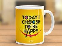 Mugs by QuoteSutra / Inspire your mornings with beautiful Mugs by QuoteSutra.