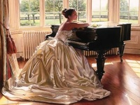 Piano art at its finest.