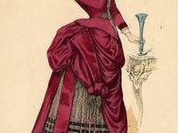 Fashion Plates (1870-1889)