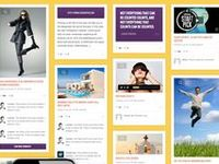 Responsive Wordpress Theme Inspiration