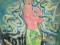 Πίνακες Ζωγραφικής της Ασημίνας Κουβαρντά