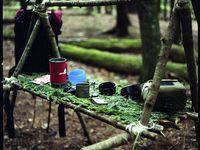 Camping, backpacking, geocaching, etc...