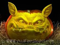 I LOVE Halloween and jack O lanterns and pumpkins are one of the best parts!