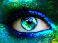 Eyes are the window to the soul!