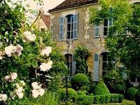 French Country, Rustic French, Classic Traditional French interiors and French Country Houses; love them all!  For French cottages, please visit my Cottage Love board.  Please be courteous and pin only 10 each day ~ otherwise, you will be blocked! Thank you!